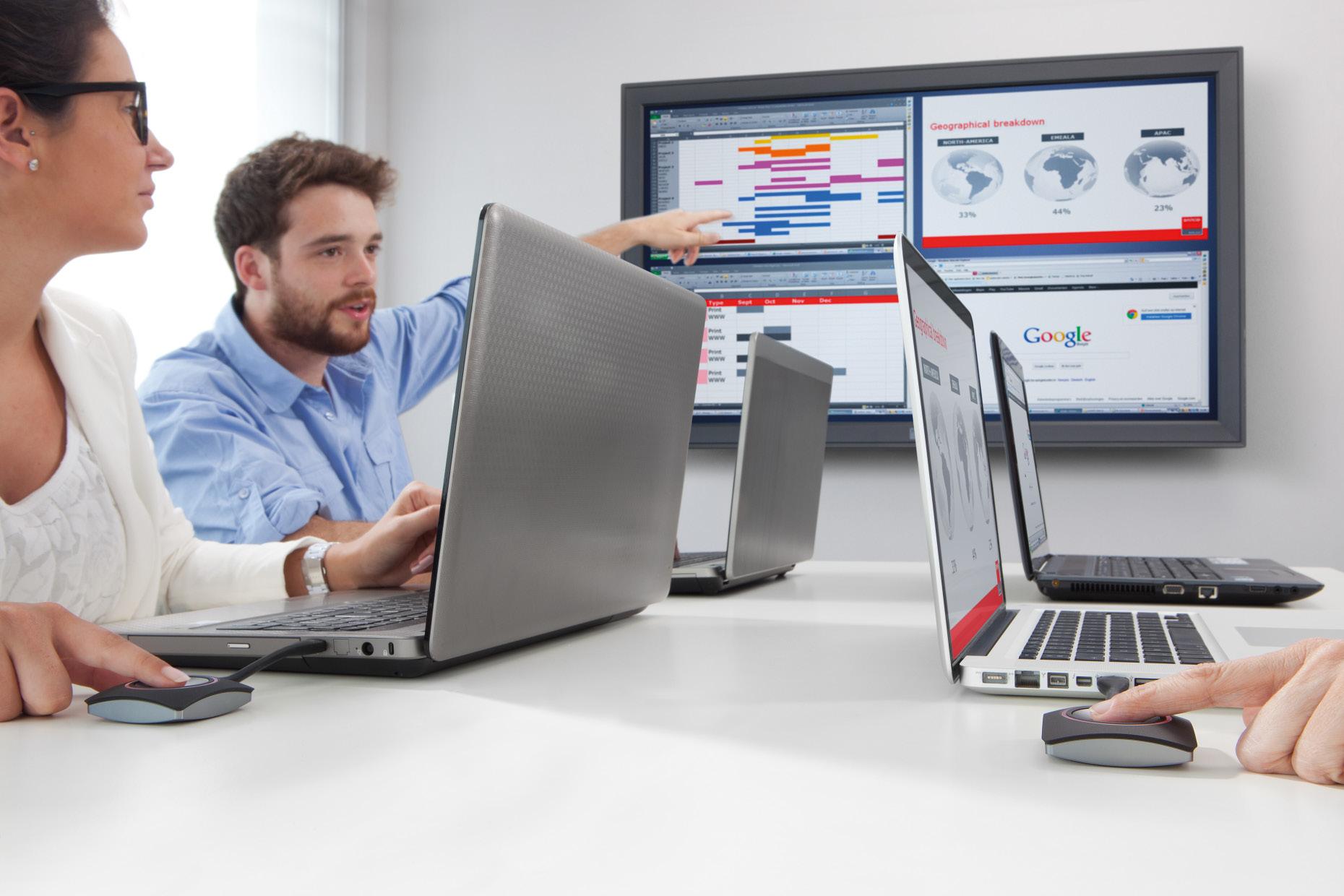 Presentation management system